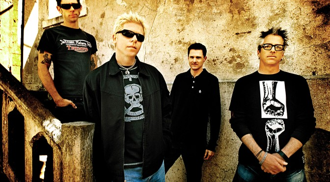 The Offspring in Italia