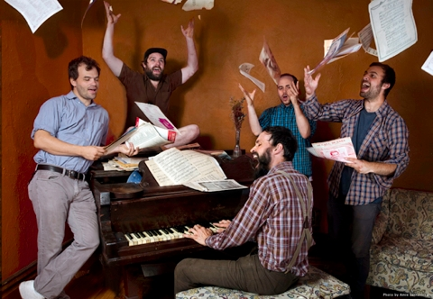 "STREAMING: ""Pale Horses"" by mewithoutYou"