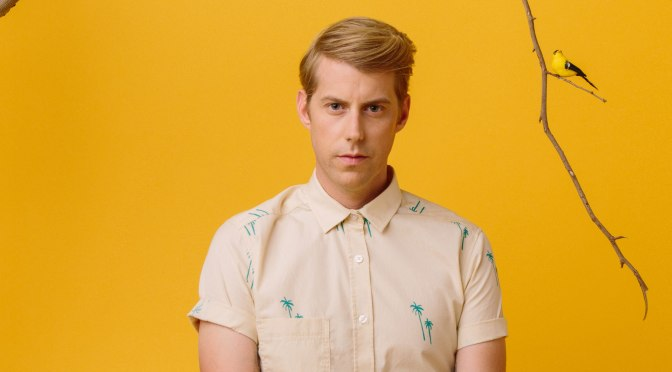 """NUOVO VIDEO: """"Cecilia And The Satellite (Toy Version)"""" by Andrew McMahon in the Wilderness"""