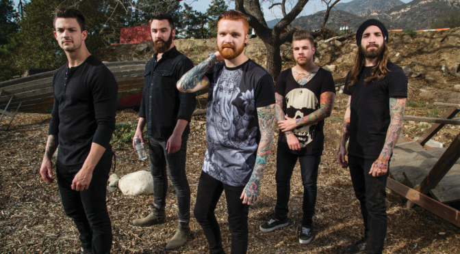 "NUOVO VIDEO: ""Beneath the Skin (acoustic)"" by Memphis May Fire"