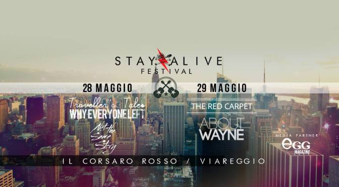 Stay Alive Festival