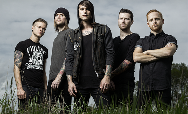 "NUOVA CANZONE: ""Dead Air"" by Blessthefall"