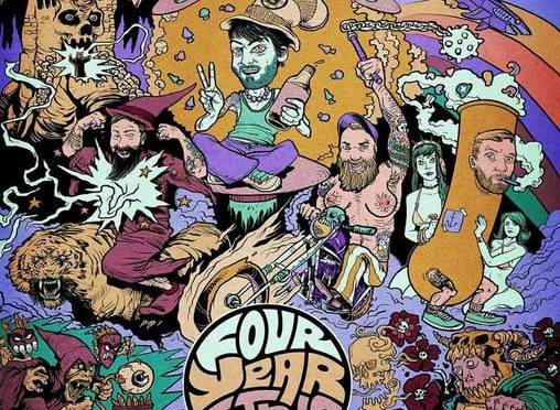 """""""Four Year Strong"""" by Four Year Strong"""