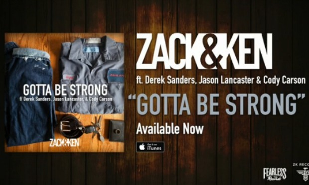 "NUOVA CANZONE: ""Gotta Be Strong"" by Zack & Ken feat. Jason Lancaster, Derek Sanders & Cody Carson"