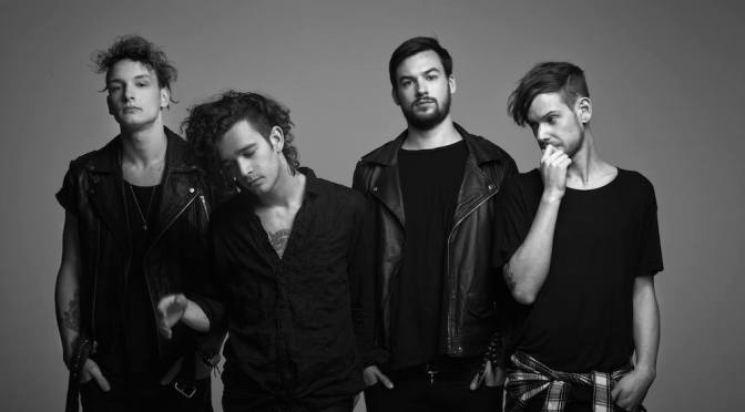 "LIVE: ""Loving Someone"" by The 1975"