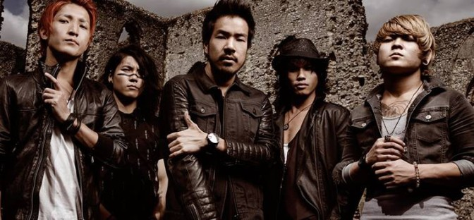"""NUOVO VIDEO: """"Wildfire"""" by Crossfaith"""