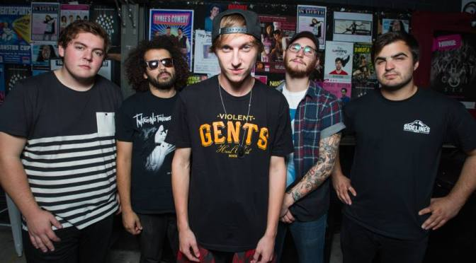 "NUOVA COVER: ""Playing God"" by State Champs"