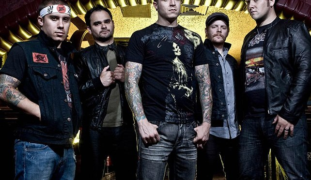 "NUOVO VIDEO: ""A Bitter Broken Memory"" by Atreyu"