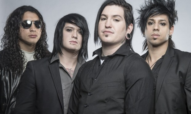 "NUOVA CANZONE: ""Alive"" by Escape the Fate"