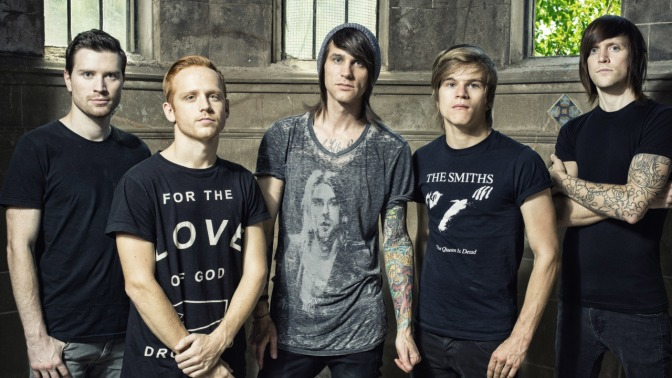 "NUOVO VIDEO: ""Dead Air"" by Blessthefall"