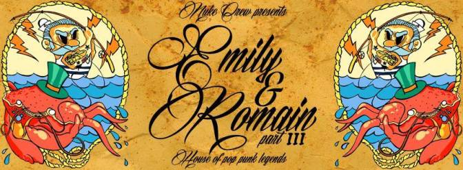 EMILY AND ROMAIN PT III: Interview with Nuke Crew