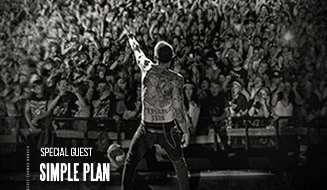 Linkin Park + Simple Plan Live @ Postepay Rock in Roma 06/09/2015