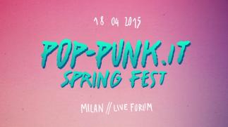 pop punk spring fest