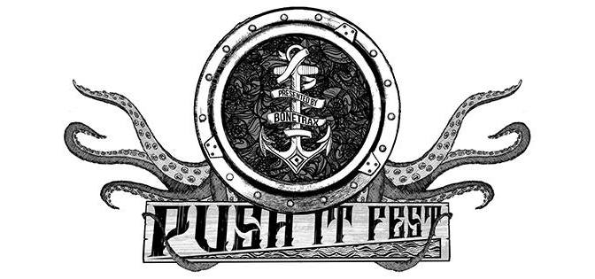 Push It Fest: ecco la lineup
