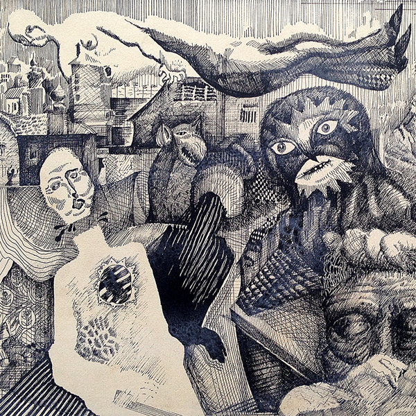 """Pale Horses"" by mewithoutYou"