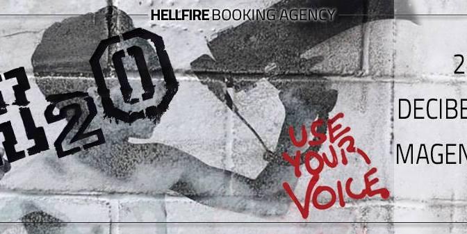 Crowdsurfare con l'hoverboard – H2O @ Decibel, Magenta (MI) 21-10-15