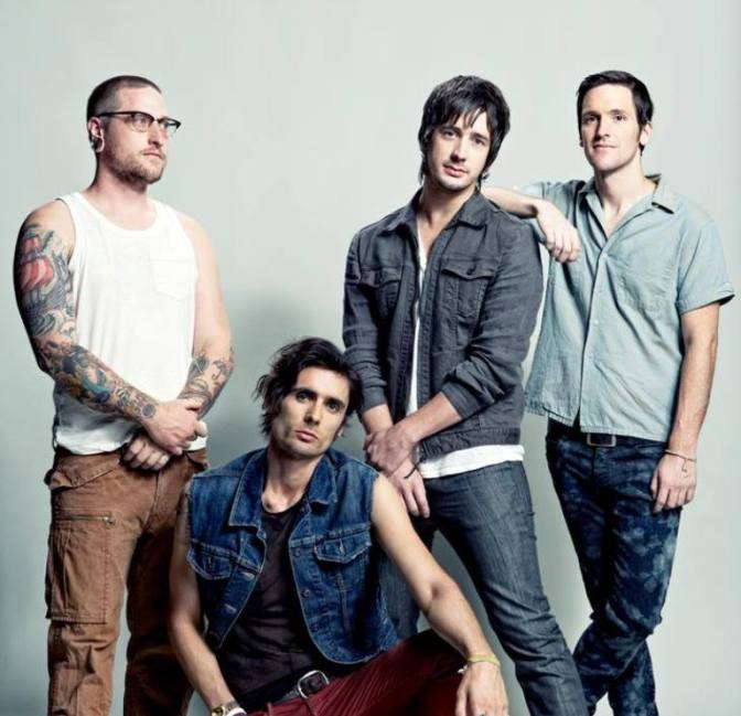 "NUOVO VIDEO: ""There's a Place"" by The All-American Rejects"