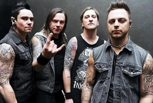 "LIVE: ""Don't Need You"" by Bullet For My Valentine"