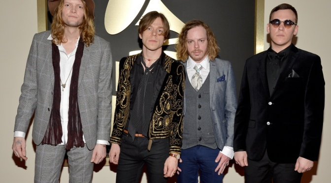 """NUOVA CANZONE: """"Too Late to Say Goodbye"""" by Cage the Elephant"""