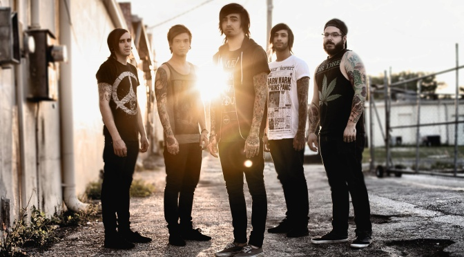 "NUOVA CANZONE: ""The Art of Losing"" by Like Moths to Flames"