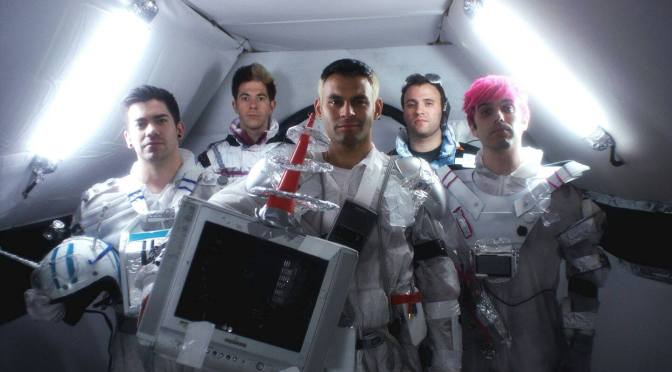 """NUOVA CANZONE: """"Started in My Head"""" by Patent Pending"""