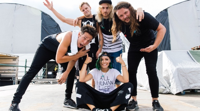"""NUOVO ALBUM: """"Limitless"""" by Tonight Alive"""