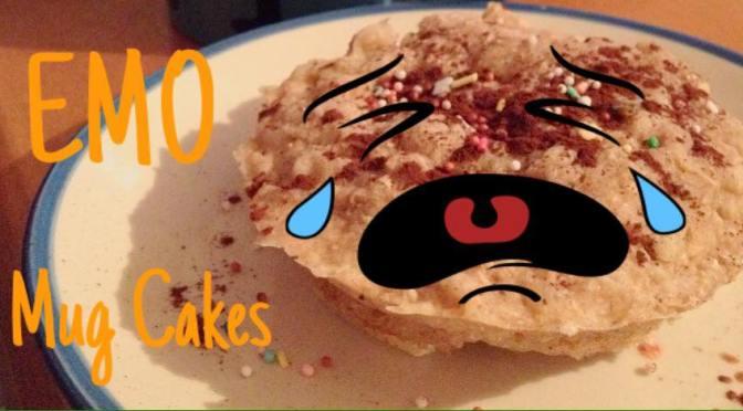 COOKING AIMA: Chelli e le (EMO) mug cake