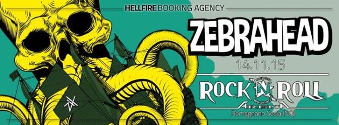 """""""Si ma io sono vecchia, andiamo a casa"""" – MxPx + Over ah no aspetta gli headliner erano gli Zebrahead @ Rock 'N' Roll Arena, Romagnano Sesia 14-11-15"""