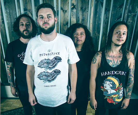 "NUOVA CANZONE: ""Learn To Leave"" by My Iron Lung"