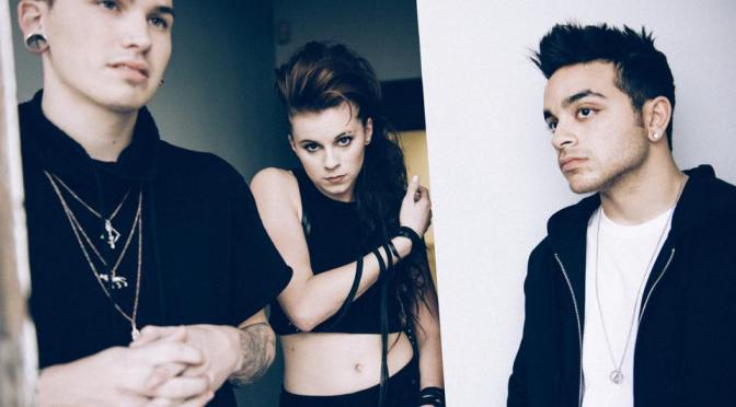 "NUOVO VIDEO: ""Smoke"" by Pvris"