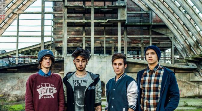 "NUOVA CANZONE: ""Wednesday"" by Rising Over"