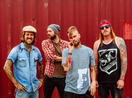 "NUOVO VIDEO: ""Rise Up Lights"" by The Used"