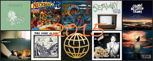 TOP 10: Best Albums of 2015