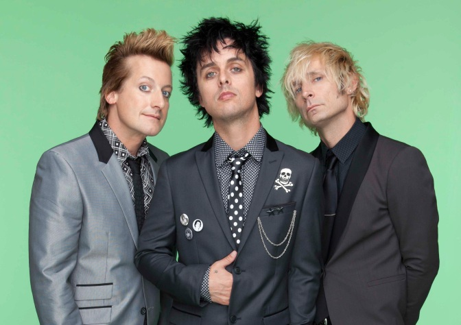 Green Day in Italia