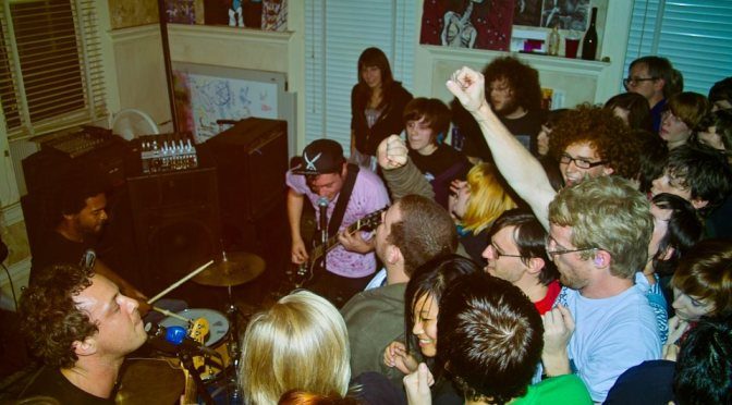House show, let's party!