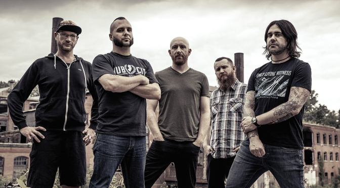 """NUOVA CANZONE: """"Alone I Stand"""" by Killswitch Engage"""