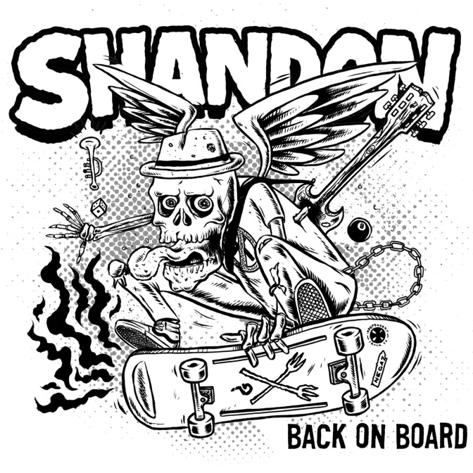 """Back On Board"" by Shandon"