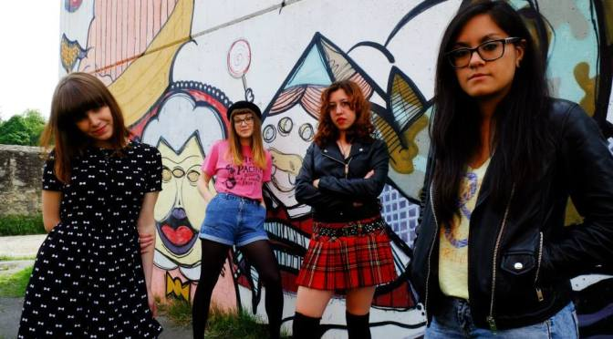 "NUOVA COVER: ""Girls Just Want to Have Fun"" by The Waffles"