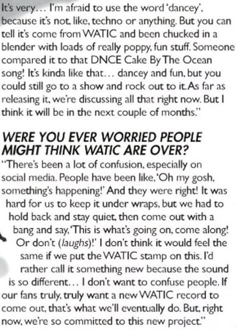 watic kerrang interview 2
