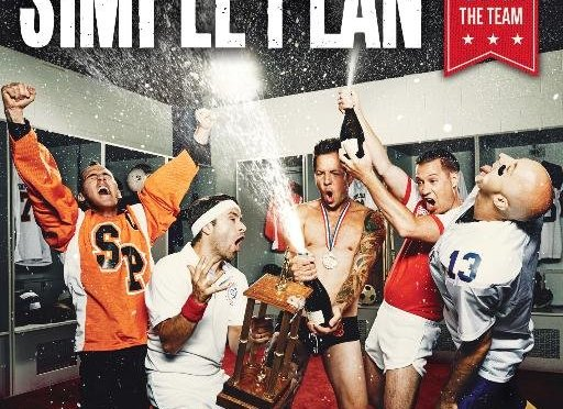 """Taking One For The Team"" by Simple Plan"