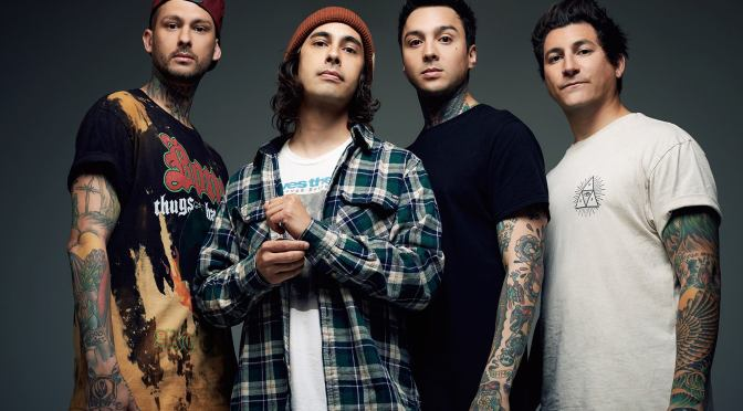 "NUOVO VIDEO: ""Floral & Fading"" by Pierce the Veil"