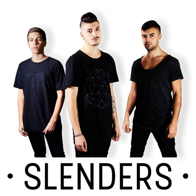 "NUOVO VIDEO: ""The End-Line"" by Slenders"