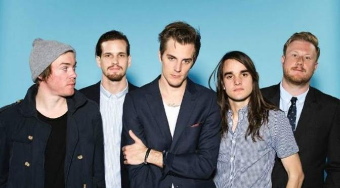 "NUOVO VIDEO: ""Another Night on Mars"" by The Maine"