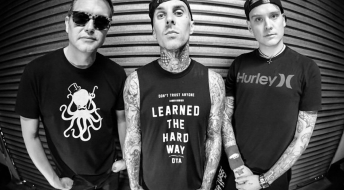 "NUOVA CANZONE: ""Bored to Death"" by Blink-182"