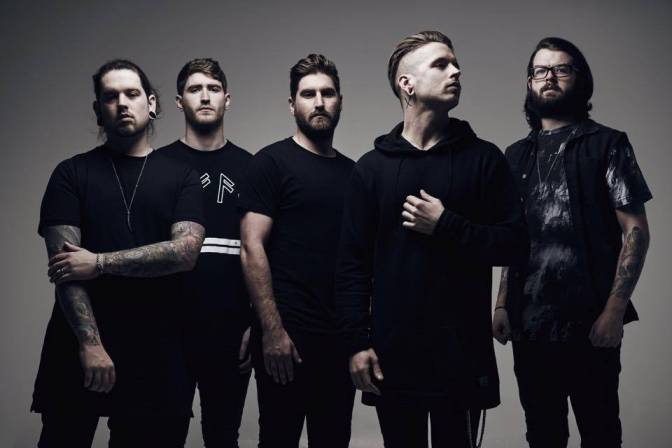 Bury Tomorrow in Italia