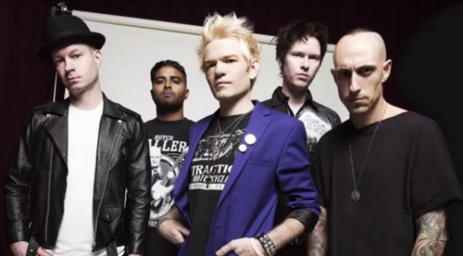 "NUOVA CANZONE: ""Fake My Own Death"" by Sum 41"