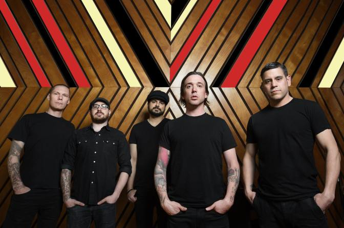 "NUOVA CANZONE: ""Louder Than the DJ"" by Billy Talent"