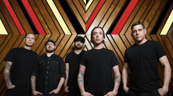 "NUOVO LYRIC VIDEO: ""Afraid of Heights"" by Billy Talent"
