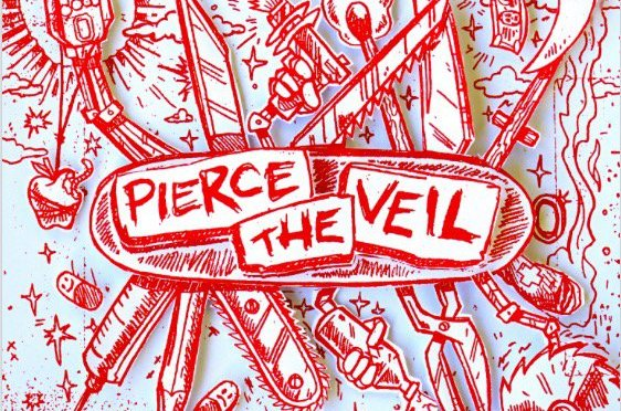"""Misadventures"" by Pierce The Veil"