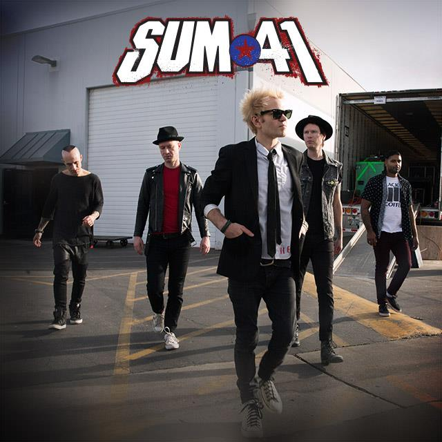 Sum 41: contratto con Hopeless Records